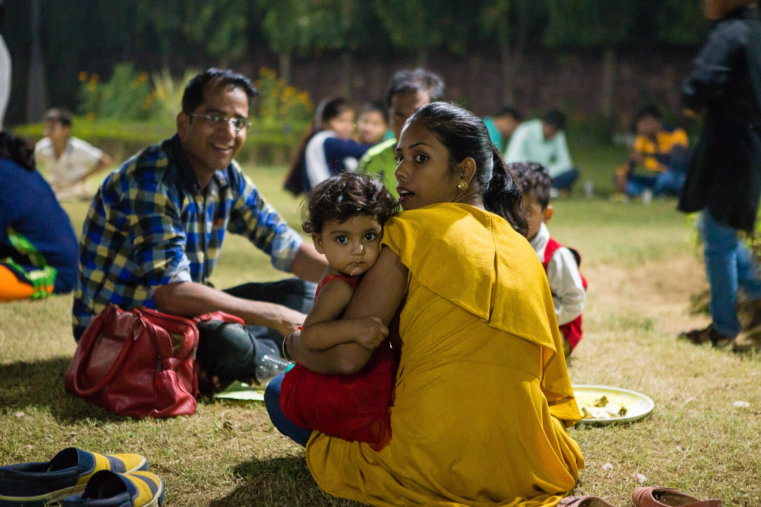 Soforthilfe Indien