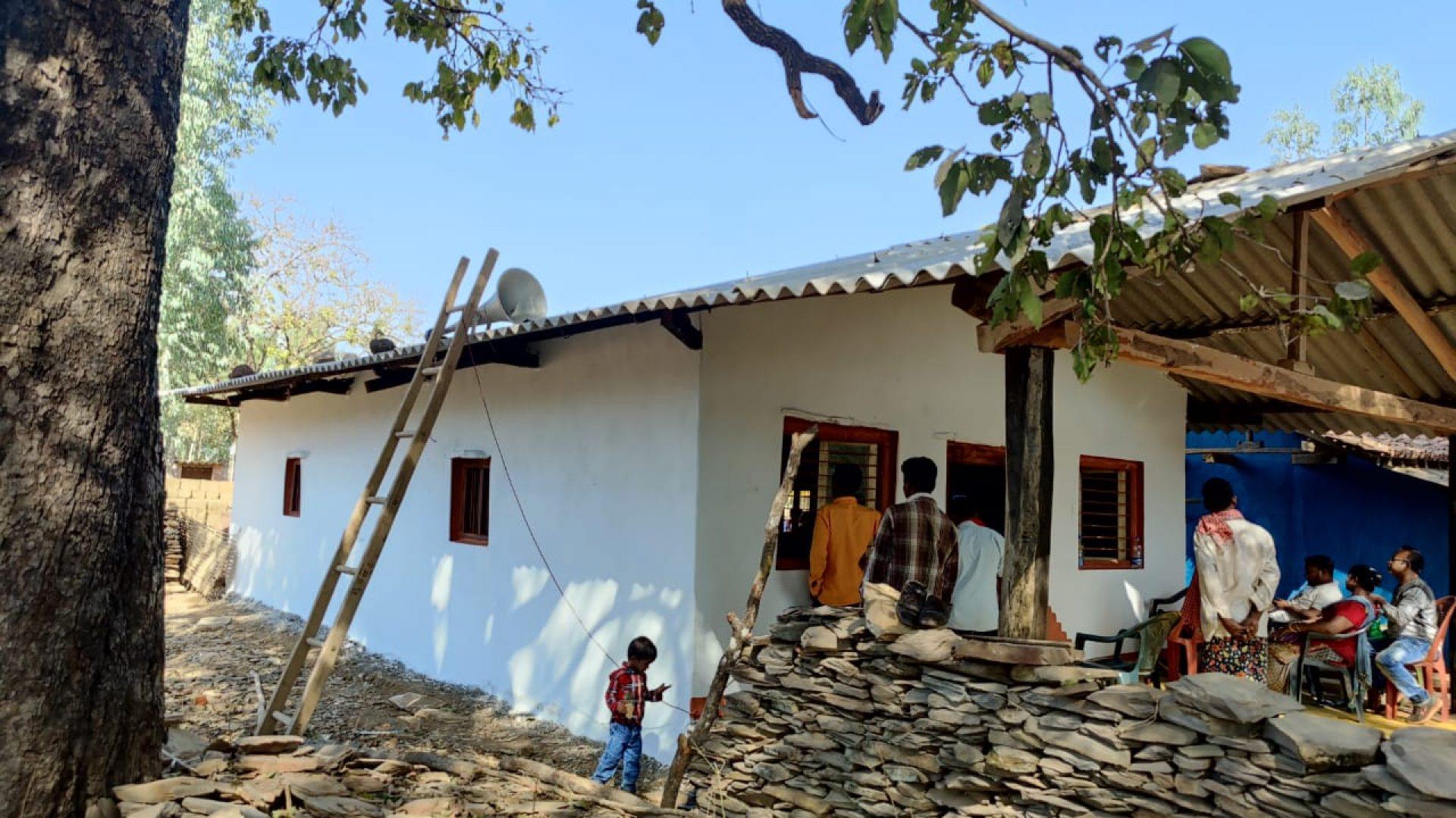 New Village Church Self-built